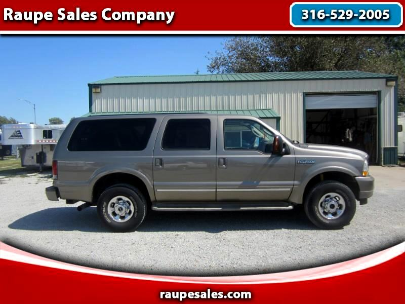 Ford Excursion Limited 6.0L 4WD 2004