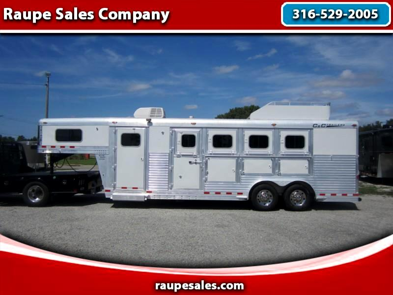 2009 4 Star 4 horse