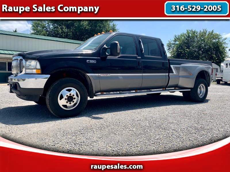 Ford F-350 SD Lariat Crew Cab Long Bed 4WD DRW 2004