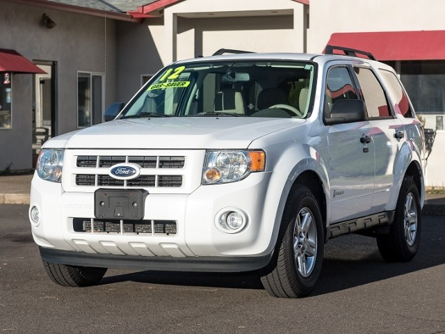 2012 Ford Escape Hybrid 4WD 1-Owner with All Maint Records