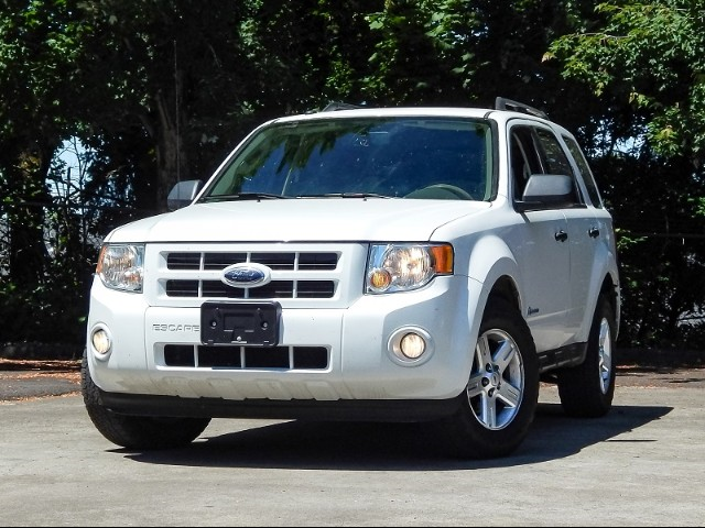 2009 Ford Escape Hybrid 4WD 1-Owner Every Maint Record