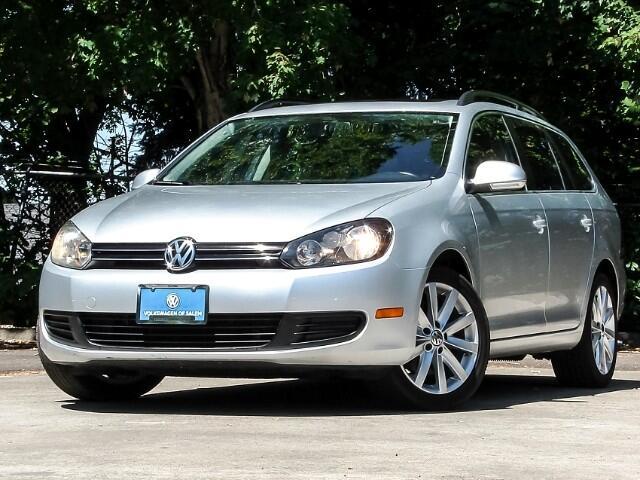 2011 Volkswagen Jetta SportWagen TDI 1-Owner Sport Wagon Clean & Maintained