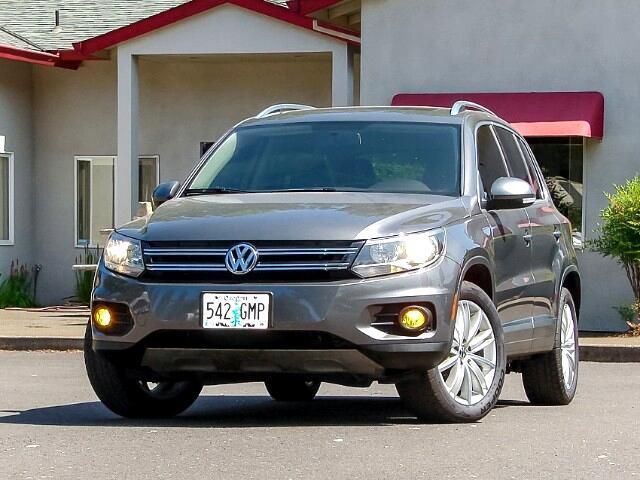 2012 Volkswagen Tiguan TSi SEL 4Motion Maint Up to Date Warranty