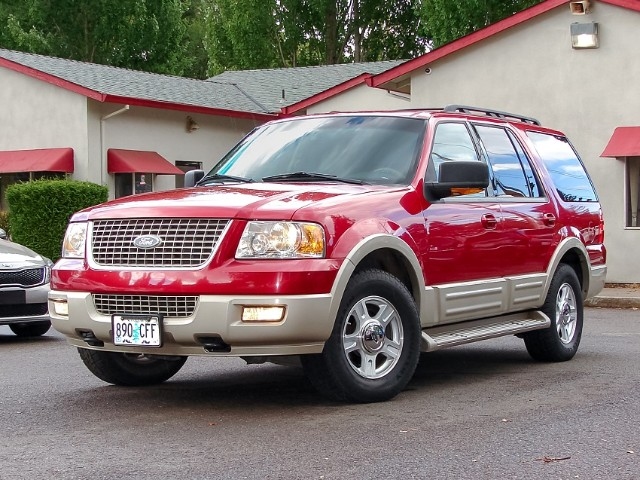 2005 Ford Expedition Eddie Bauer 4WD Low Miles Mechanic Owned Willing t