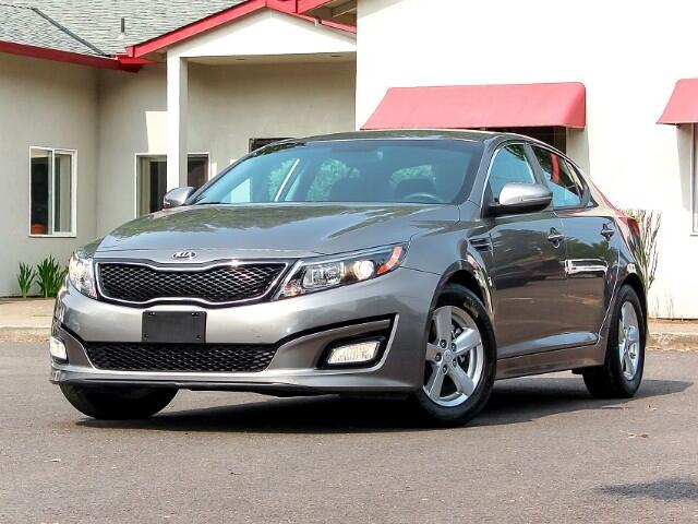 2015 Kia Optima LX Very Clean Low Miles Affordable
