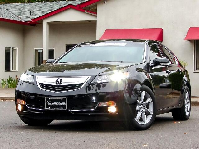 2012 Acura TL Excellent Low Miles 34k Warranty