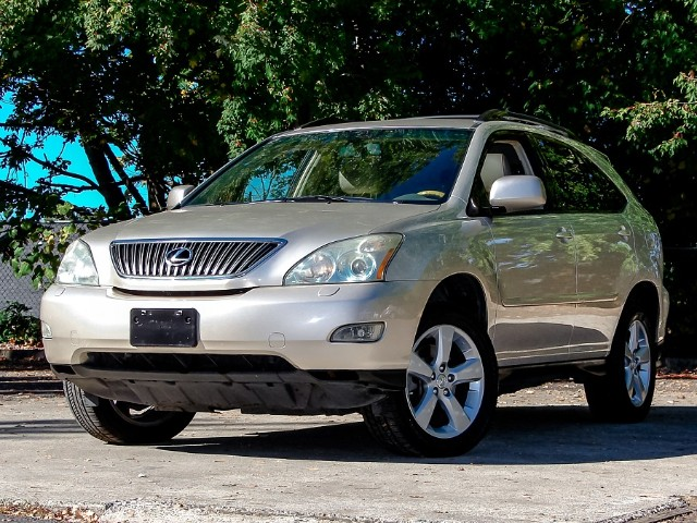 2007 Lexus RX 350 AWD w/Prm Plus Pkg Willing to Warranty