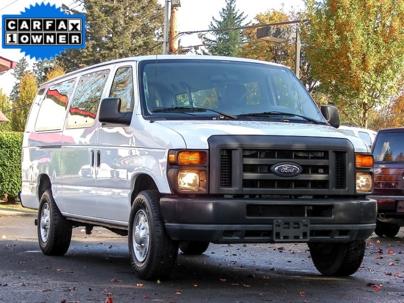 2011 Ford Econoline E-350 Ext 12-Pass 1-Owner Super Clean Warranty