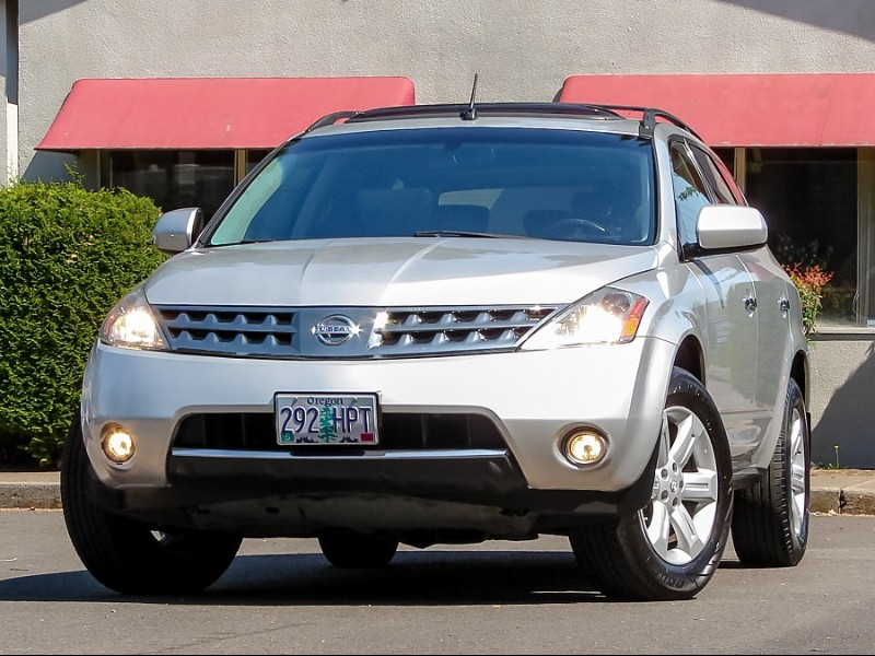 2007 Nissan Murano SL Low miles Clean Warranty