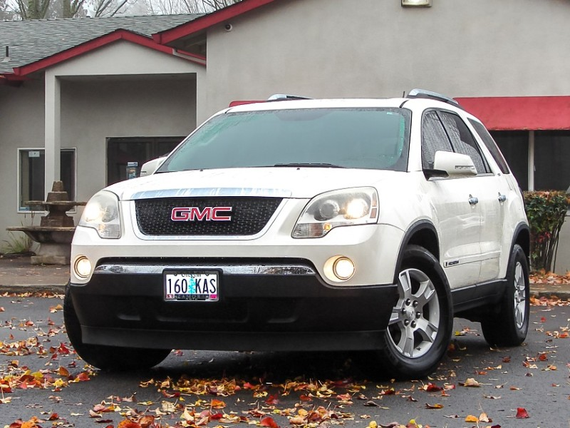 2008 GMC Acadia AWD SLT-2 Clean and Maintained w/Warranty