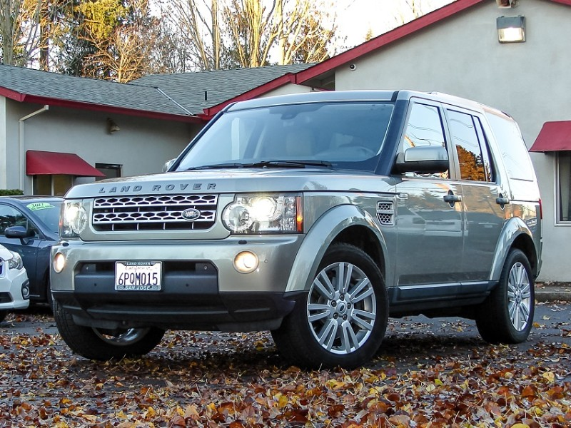 2011 Land Rover LR4 HSE Lux 1-Owner Well Maintained w/Warranty