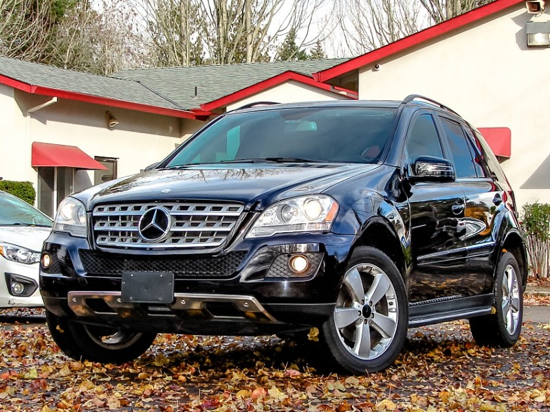 2011 Mercedes-Benz M-Class ML350 4MATIC AWD Exceptionally Clean w/Warranty