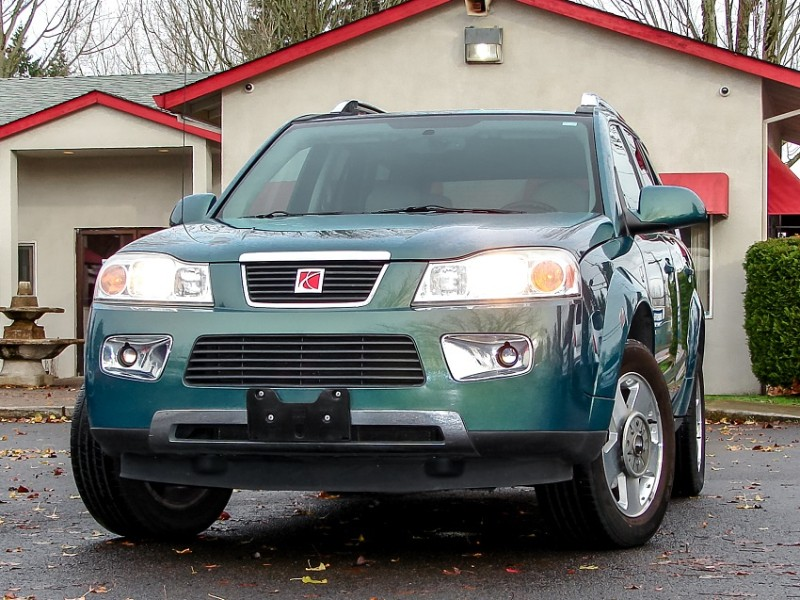 2007 Saturn VUE AWD V6 1-OWNER With Very Low Miles W/Warranty