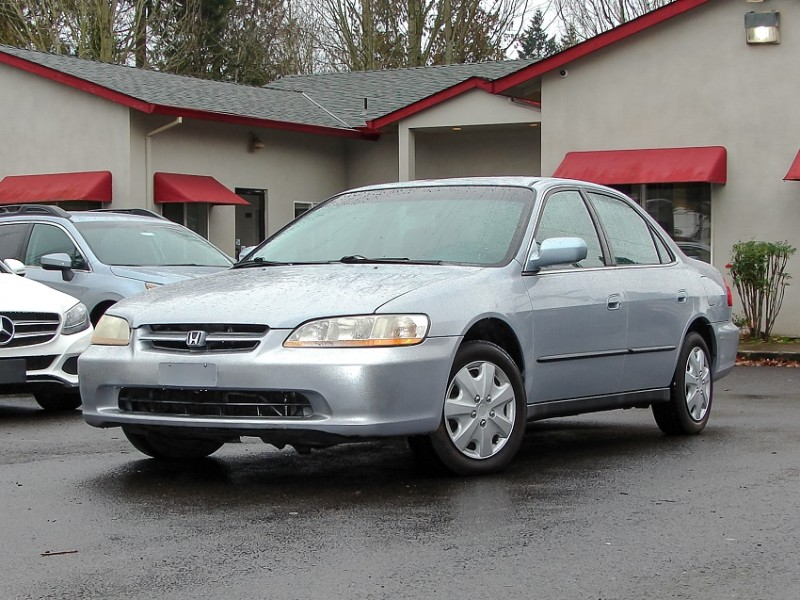 1998 Honda Accord LX with Leather Manual New Clutch Major Tune-up