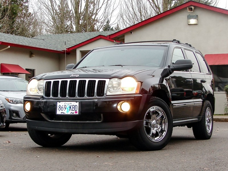 2006 Jeep Grand Cherokee Limited Fairly Low Miles w/Warranty