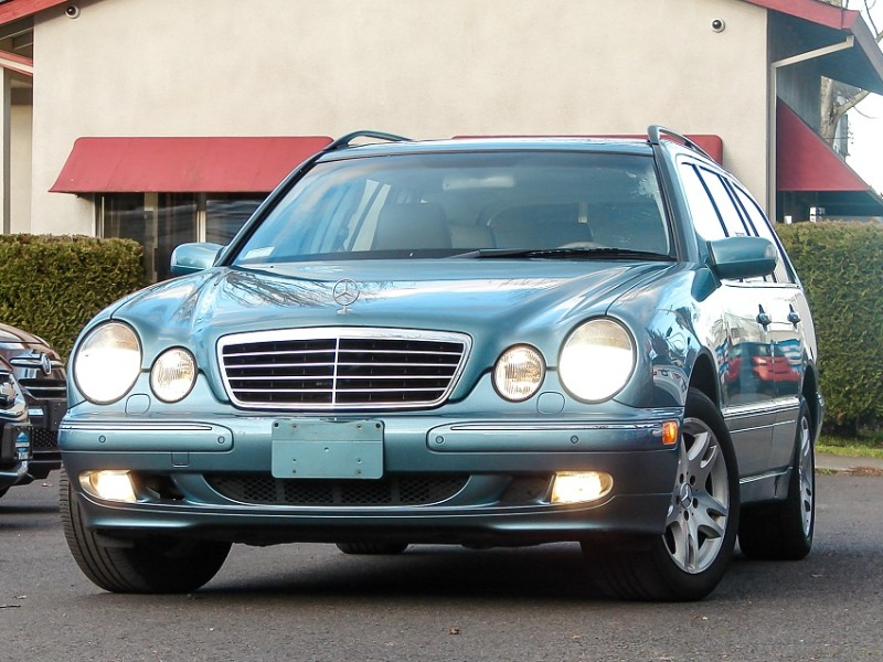 2003 Mercedes-Benz E-Class Wagon E320 Wagon 4Matic AWD VERY RARE Low Miles w/Warran