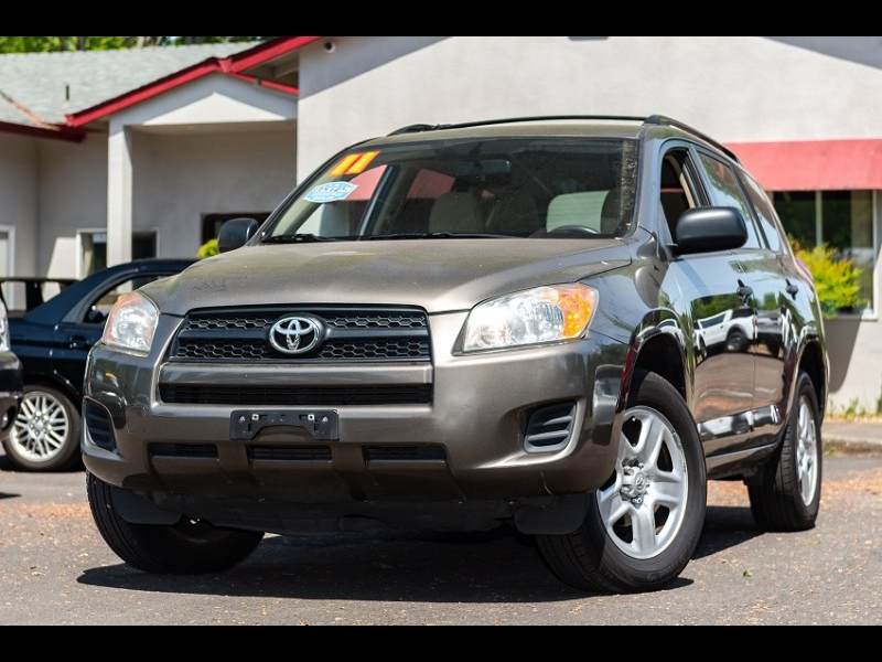 2011 Toyota RAV4 4WD 1-Owner Clean w/Warranty