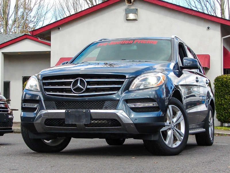 2013 Mercedes-Benz M-Class ML350 4MATIC Excellent Cond. w/Warranty