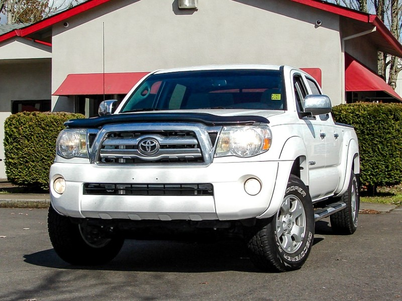 2010 Toyota Tacoma SR5 V6 4WD VERY LOW MILES 27k