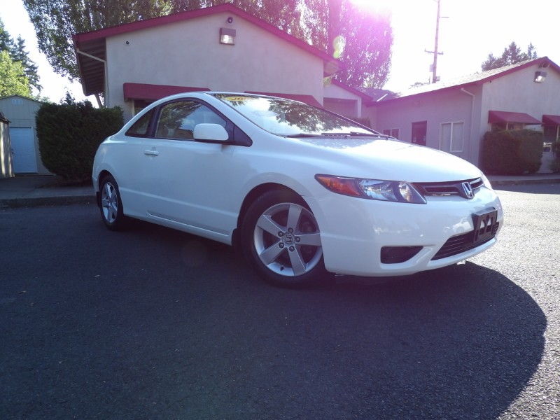 2007 Honda Civic EX A/T with only 63k miles and Warranty