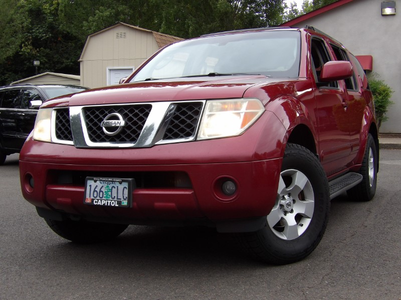 2006 Nissan Pathfinder LE 4WD 3rd Row Seat Excellent Condition w/Warranty