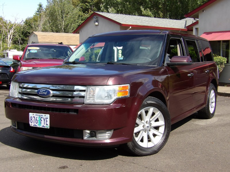 Ford Flex SEL AWD 2011