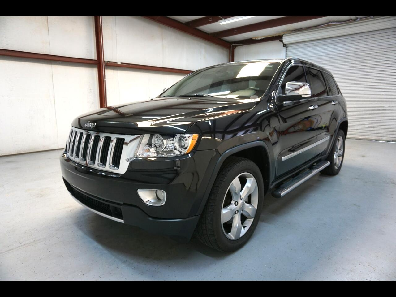 2012 Jeep Grand Cherokee RWD 4dr Limited