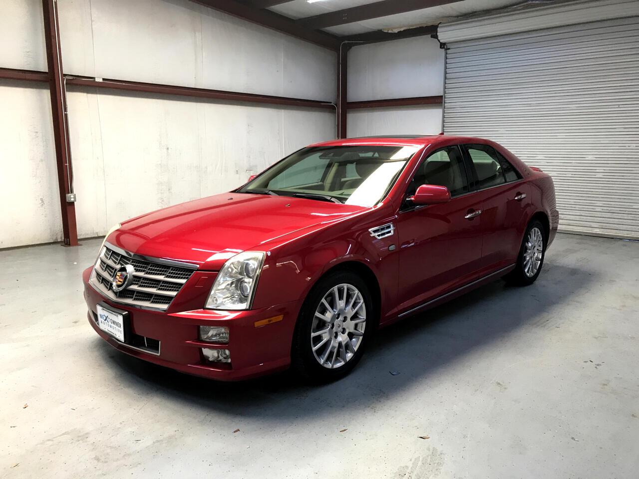 2011 Cadillac STS 4dr Sdn V6 RWD w/1SC