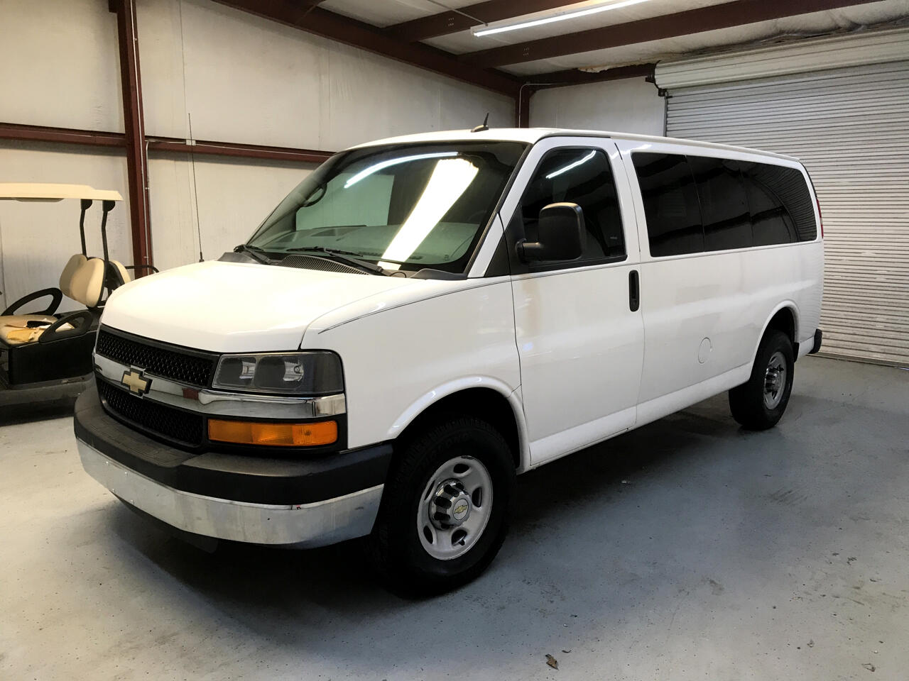 "2013 Chevrolet Express Passenger RWD 2500 135"" LT"