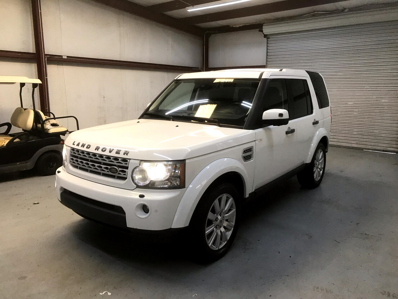 2012 Land Rover LR4 4WD 4dr LUX