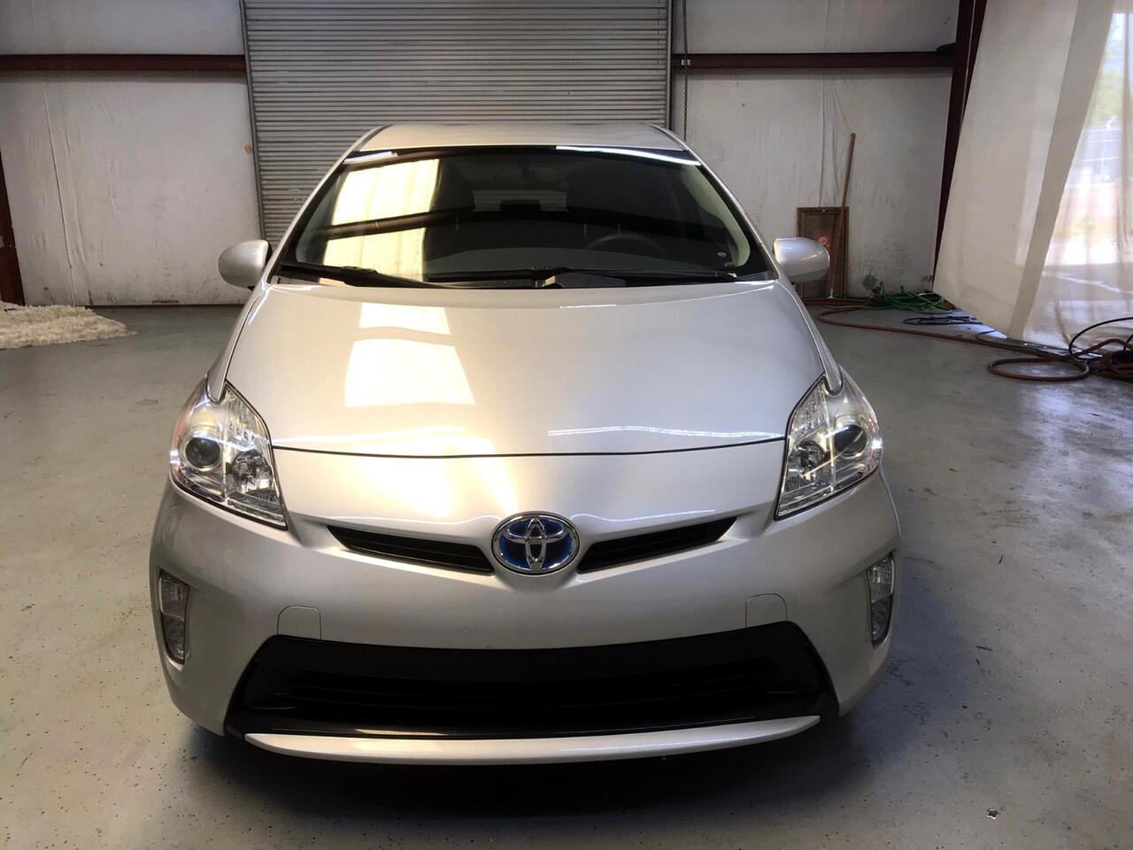 2014 Toyota Prius 5dr HB Four (Natl)