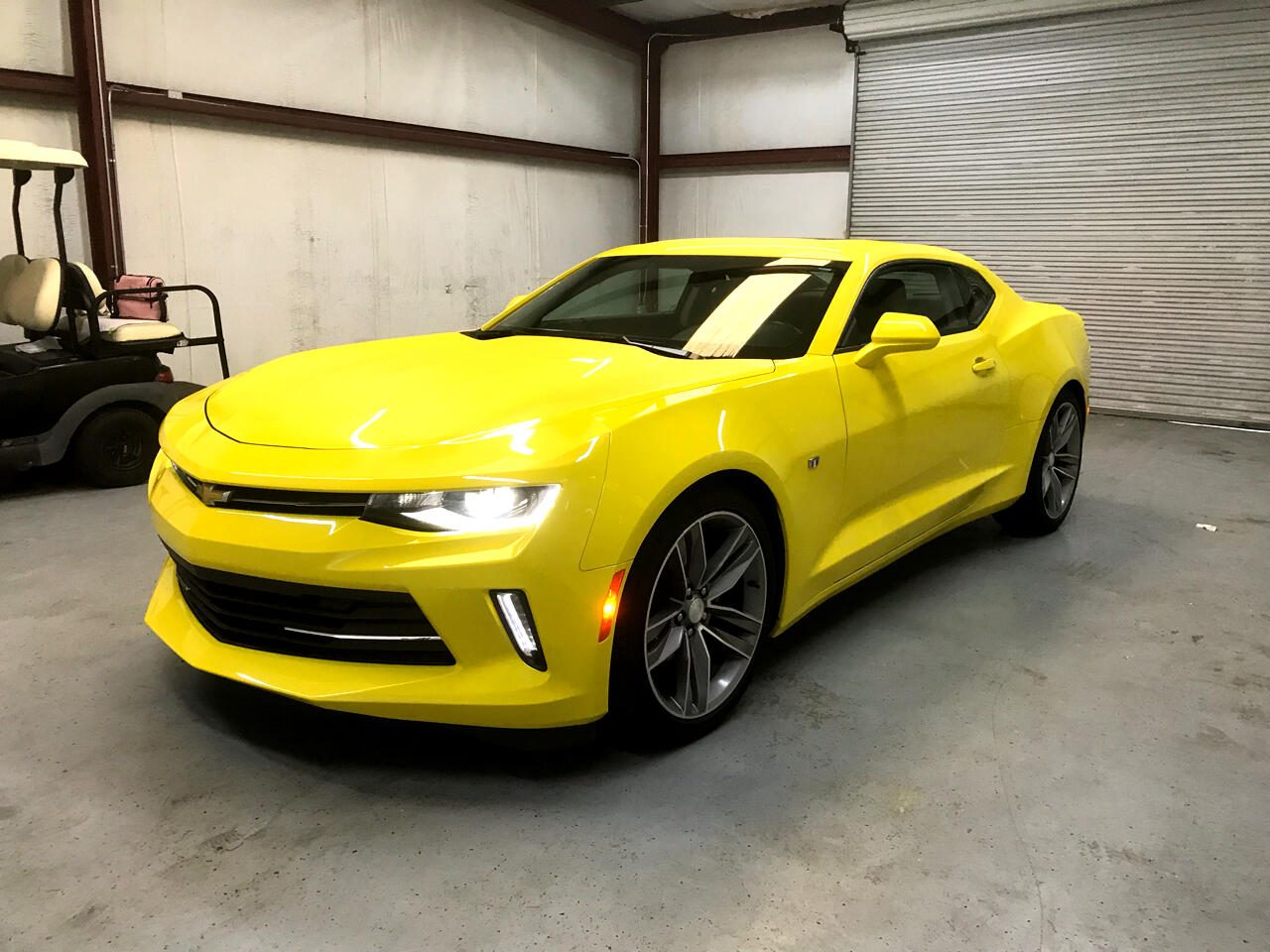 2018 Chevrolet Camaro 2dr Coupe RS