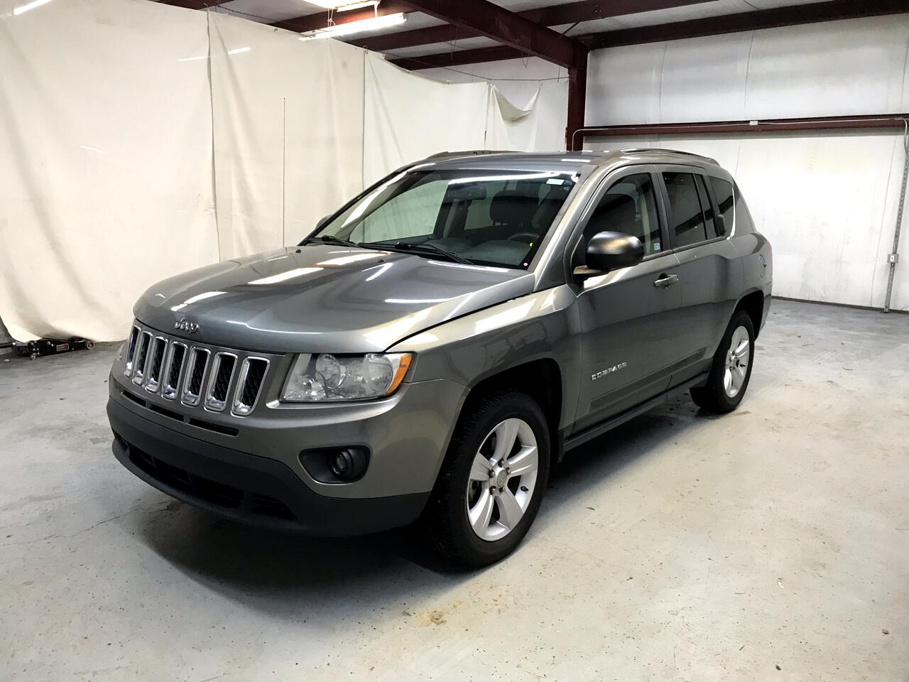 Jeep Compass FWD 4dr Latitude 2012
