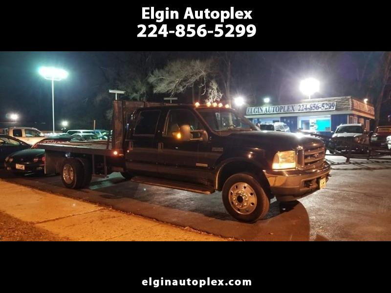 2003 Ford F-450 SD Crew Cab  4WD DRW