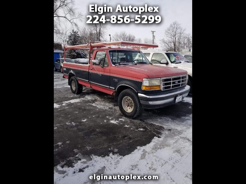 1993 Ford F-150 S Reg. Cab Short Bed 4WD