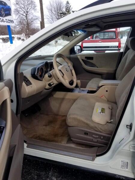 2005 Nissan Murano S AWD