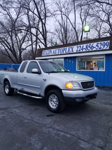 Ford F-150 Lariat SuperCab Long Bed 4WD 2001