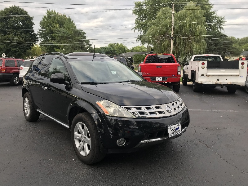 Nissan Murano S 2WD 2006