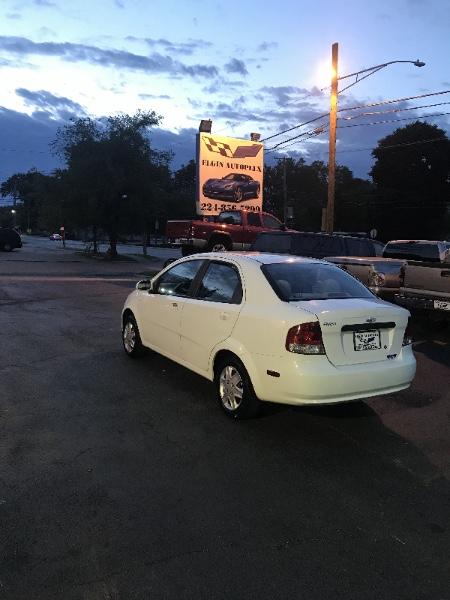Chevrolet Aveo Special Value Sedan 2005