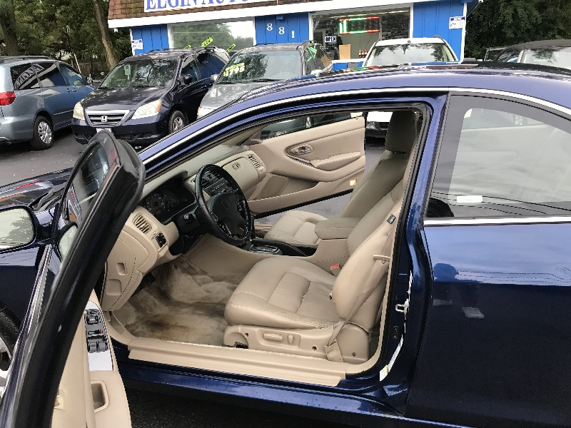Honda Accord EX Coupe with Leather 2002