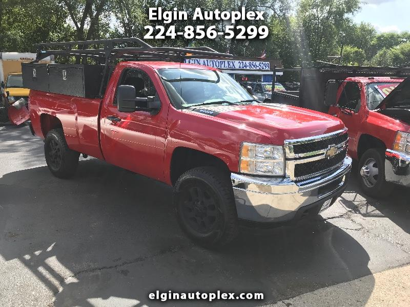 Chevrolet Silverado 2500HD Work Truck Long Box 2WD 2011