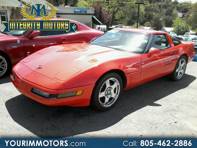 1994 Chevrolet Corvette (SANTA MARIA LOCATION)