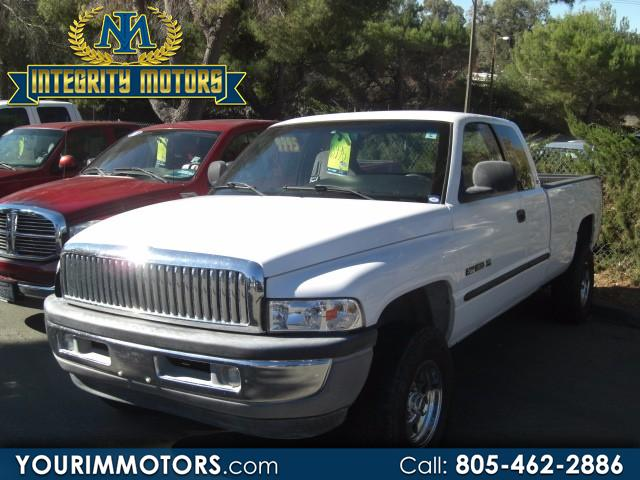 2001 Dodge Ram 1500 Club Cab 8-ft. Bed 4WD