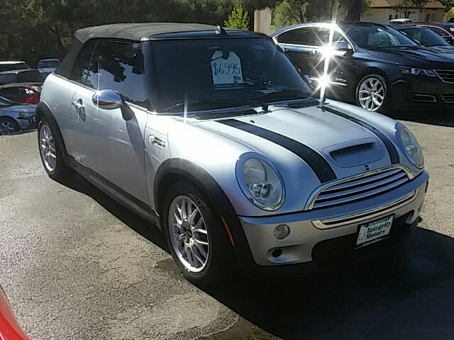 2005 MINI Cooper Convertible 2dr S