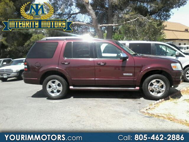 "2006 Ford Explorer 4dr 114"" WB Limited"