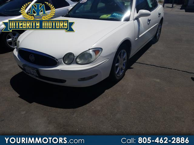 2005 Buick LaCrosse 4dr Sdn Base FWD