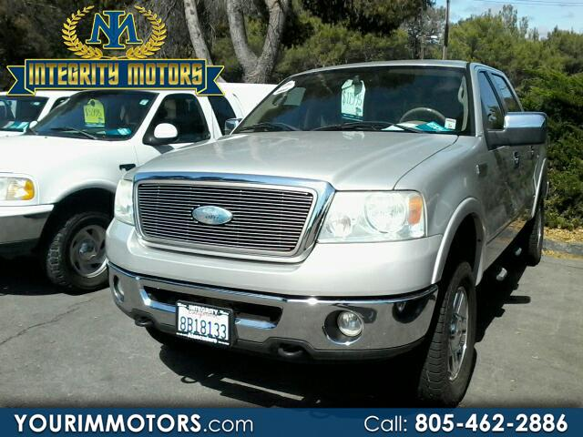2006 Ford F-150 4WD SuperCab 163