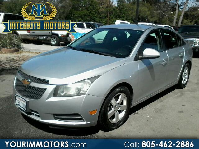 2014 Chevrolet Cruze (SANTA MARIA LOCATION)