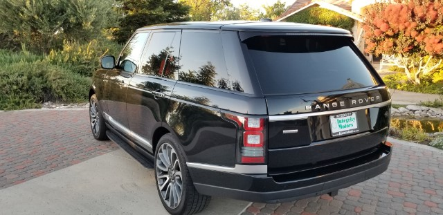 2014 Land Rover Range Rover Autobiography