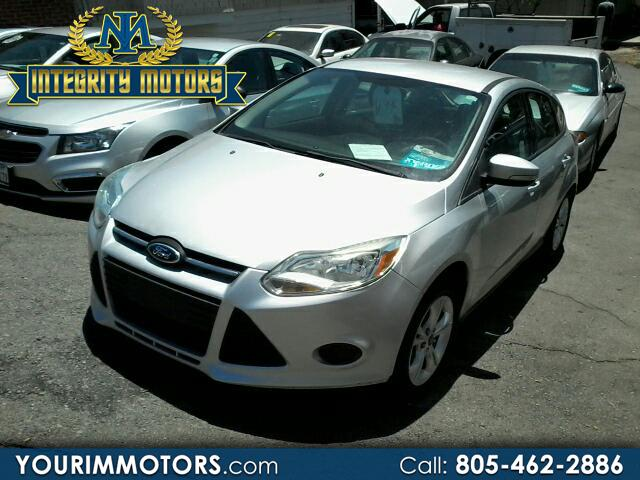 2013 Ford Focus 3dr Cpe ZX3